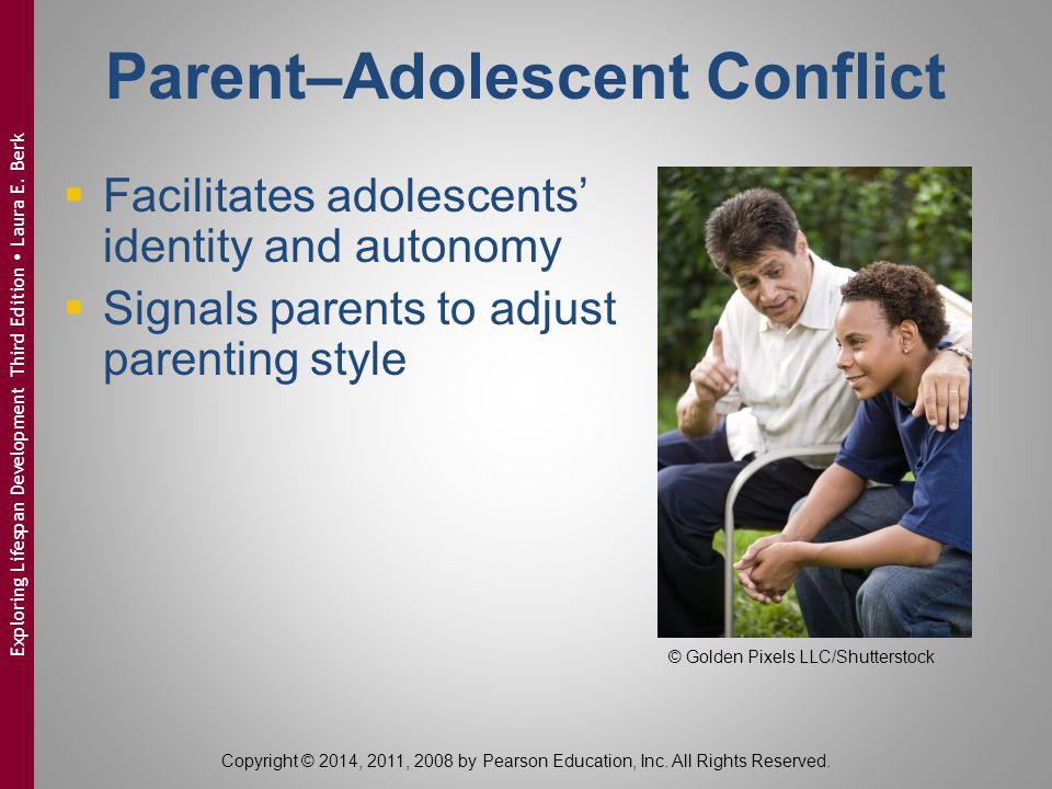 Parent–Adolescent Conflict