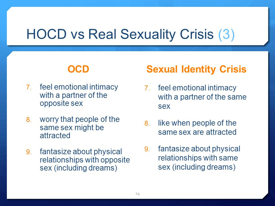 HOCD vs Real Sexuality Crisis (3)