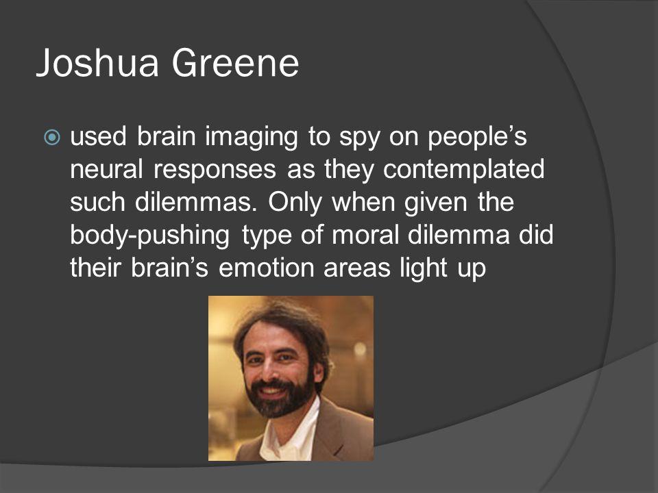 Joshua Greene
