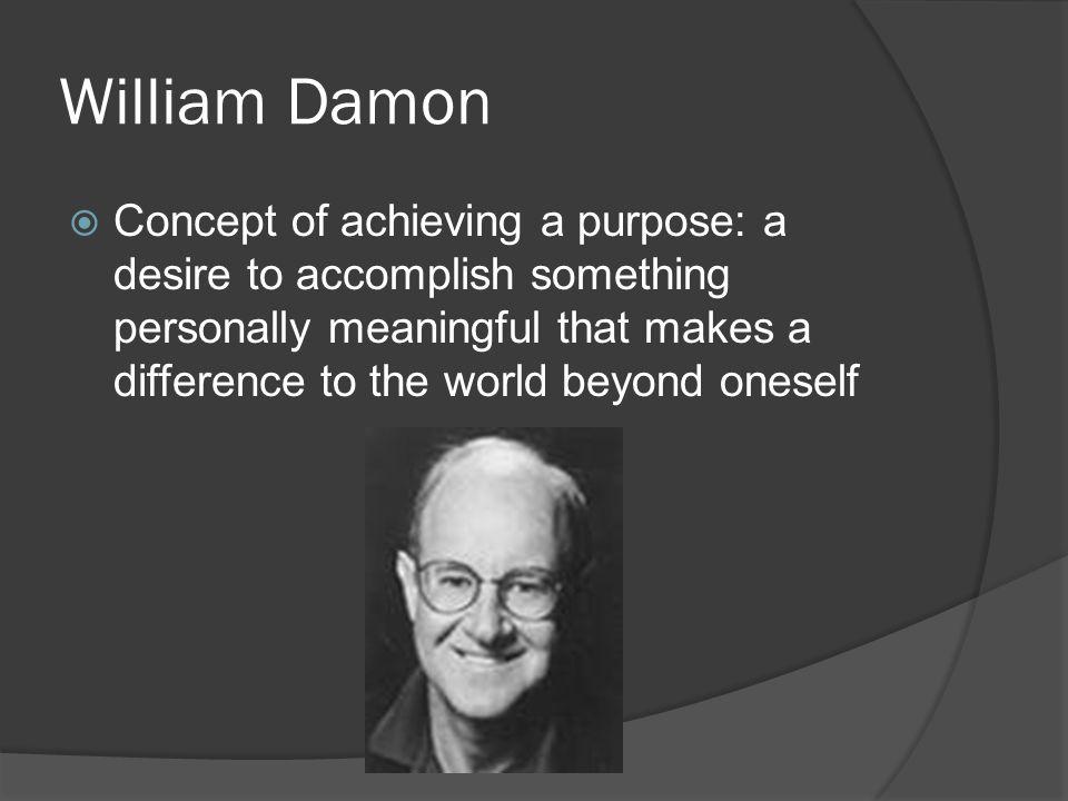 William Damon