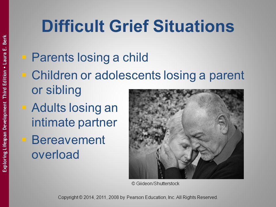 Difficult Grief Situations