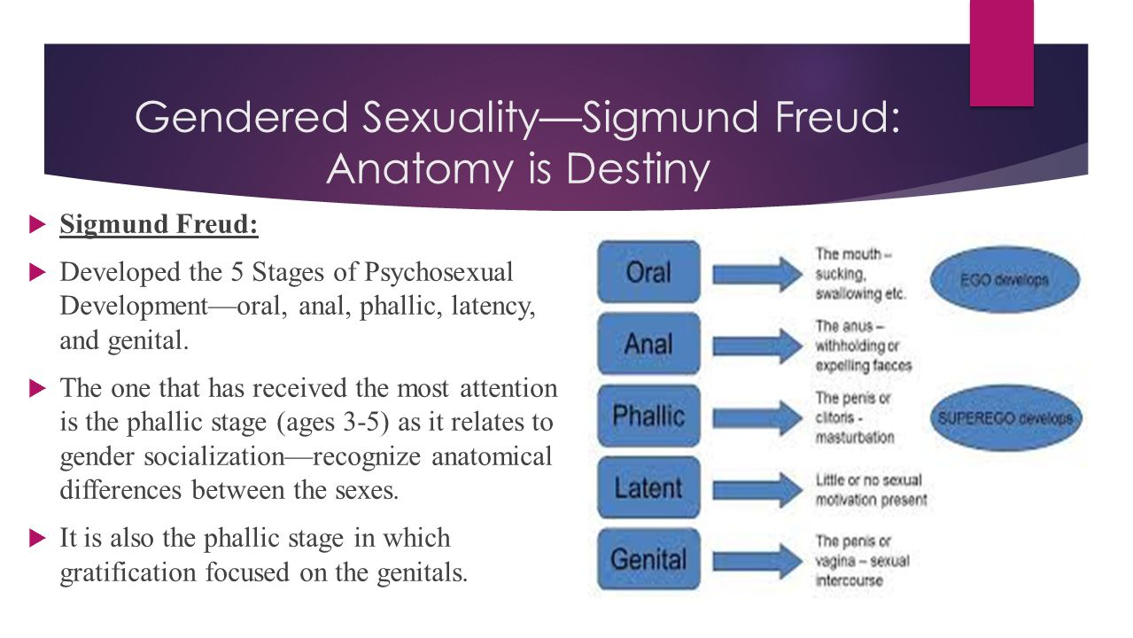 Consider, that sigmund freud 5 stages of psychosexual development late, than