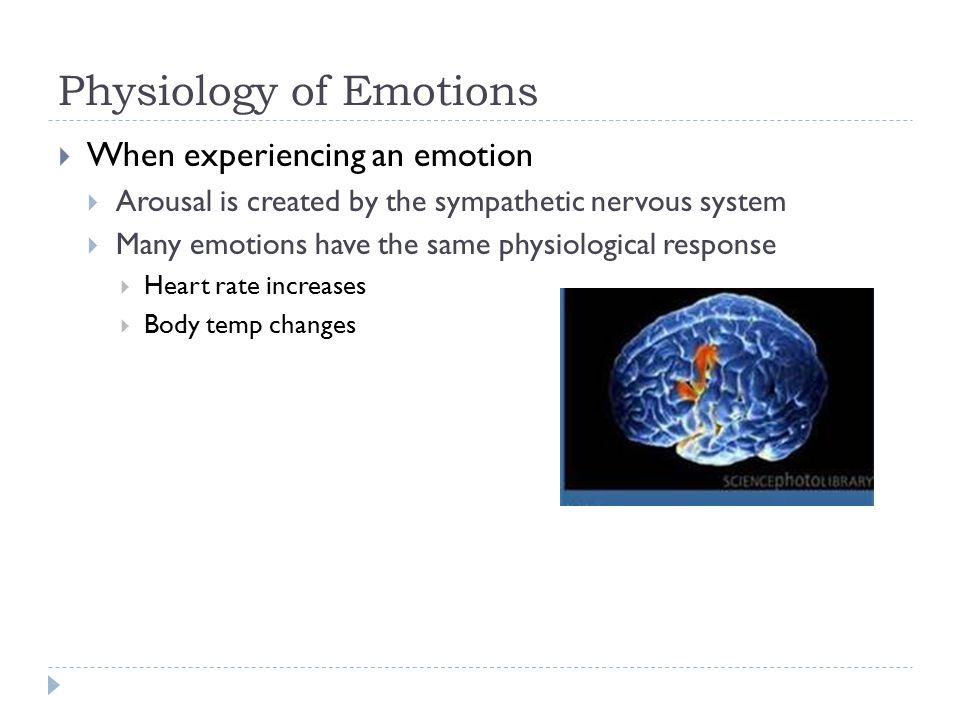 Physiology of Emotions