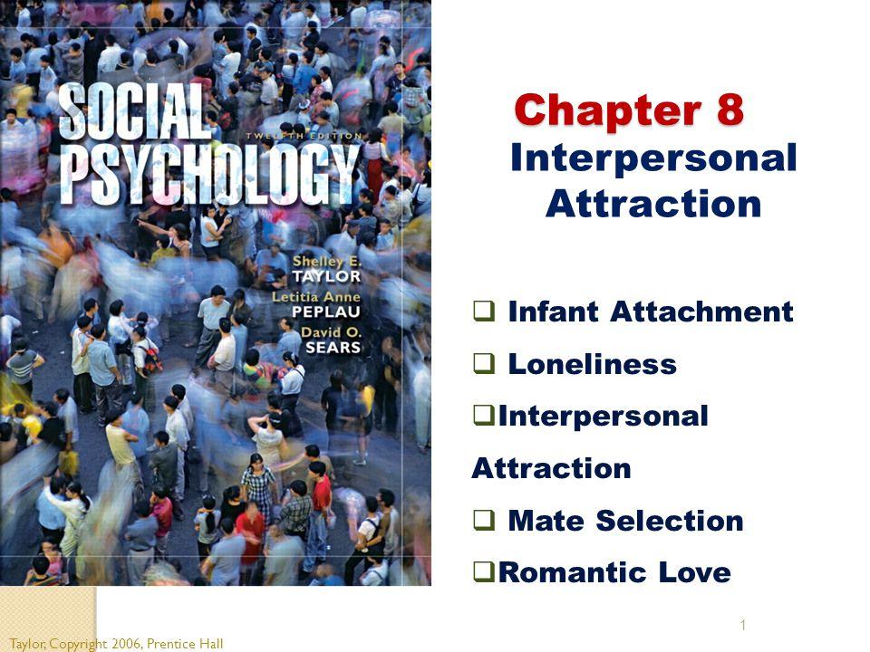 Interpersonal Attraction