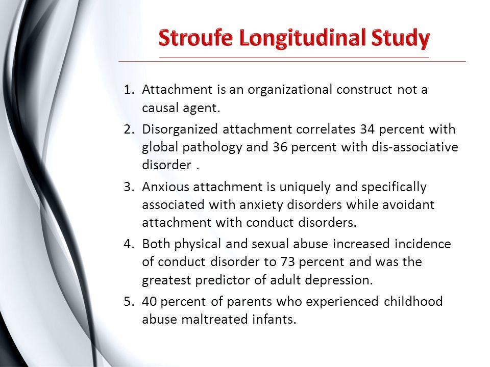 Stroufe Longitudinal Study