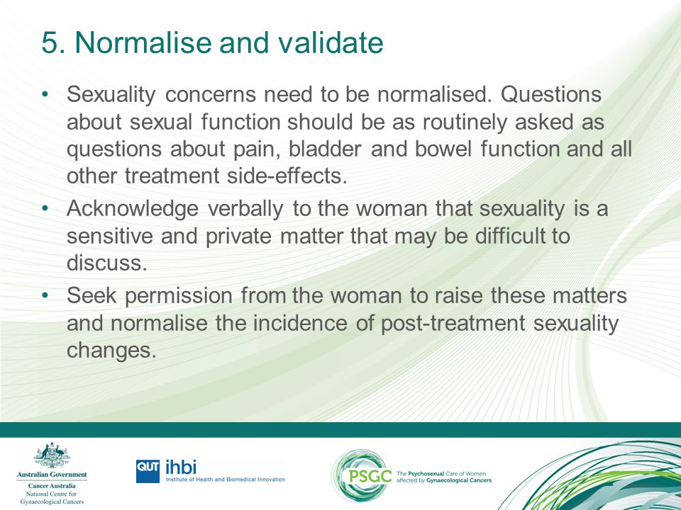 5. Normalise and validate
