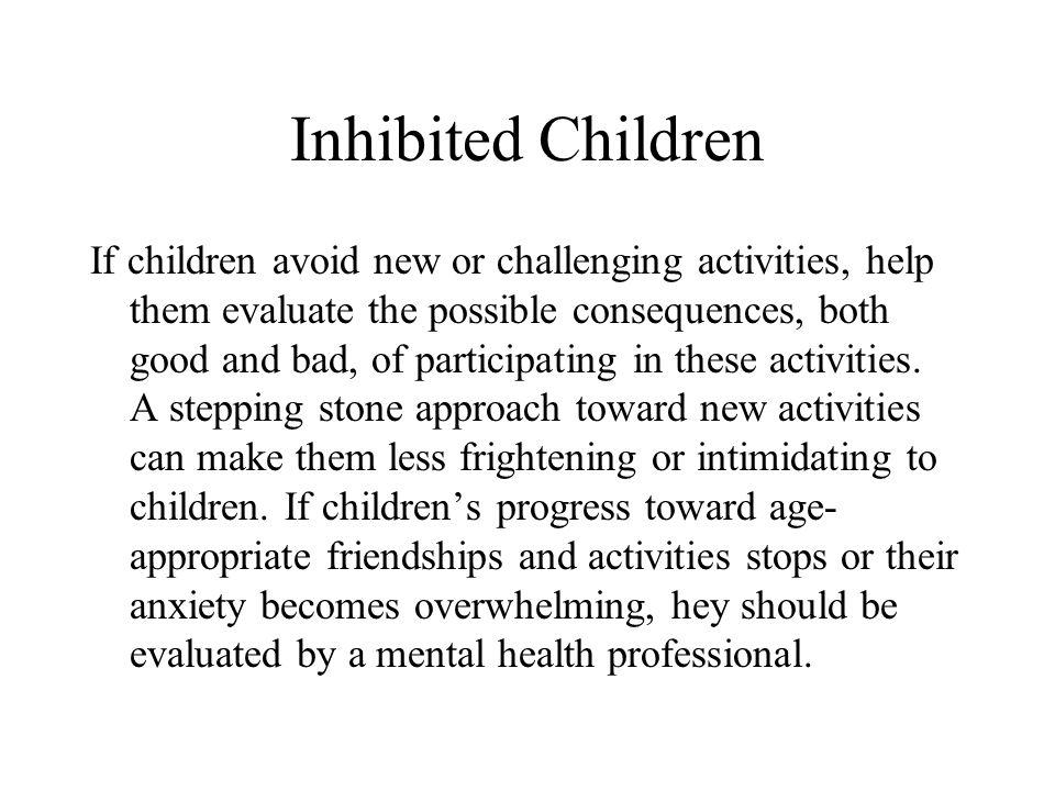 Inhibited Children