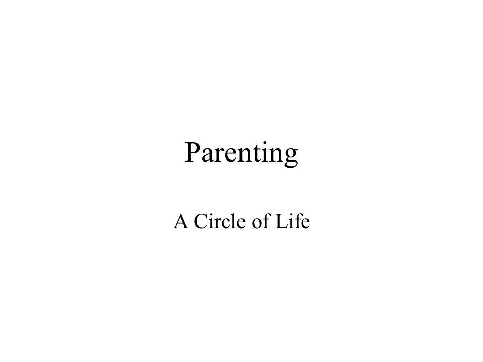 Parenting A Circle of Life