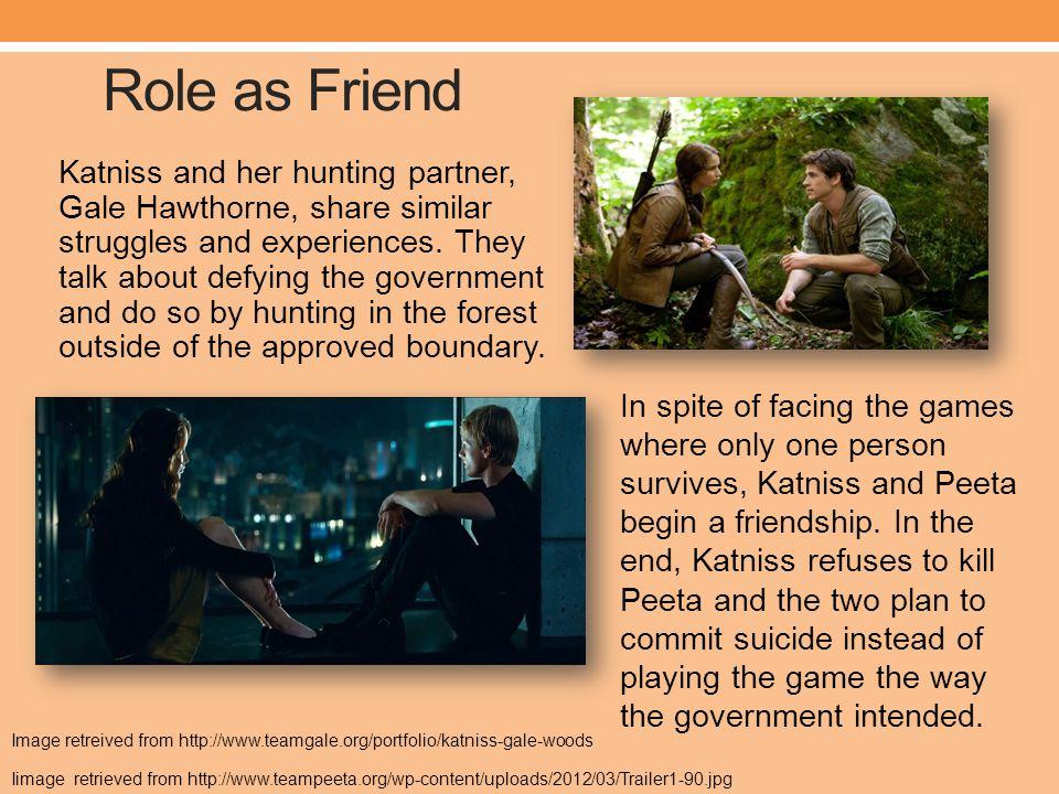 Role as Friend
