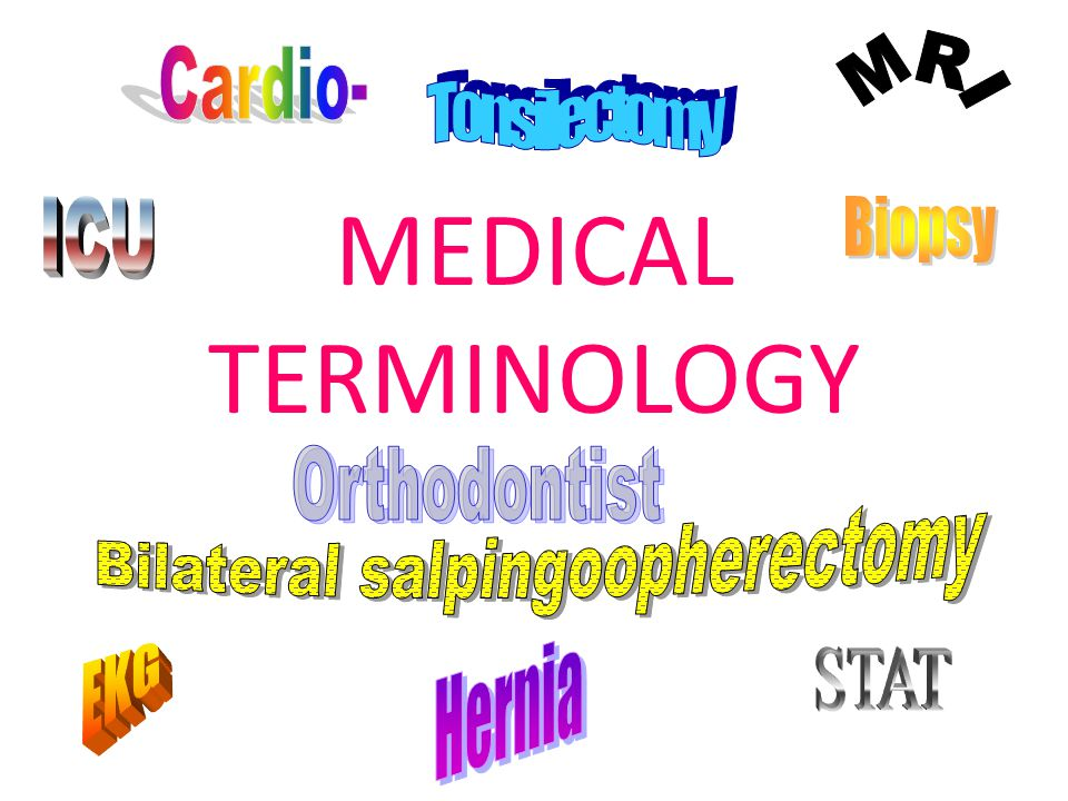 Bilateral salpingoopherectomy