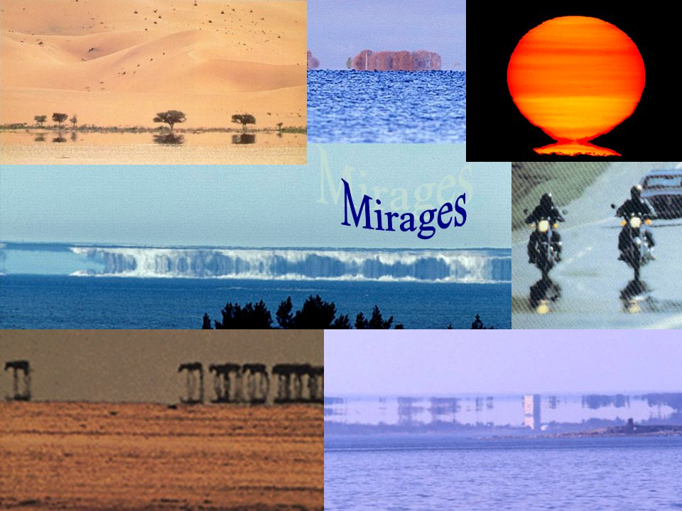 Mirage Pictures Mirages