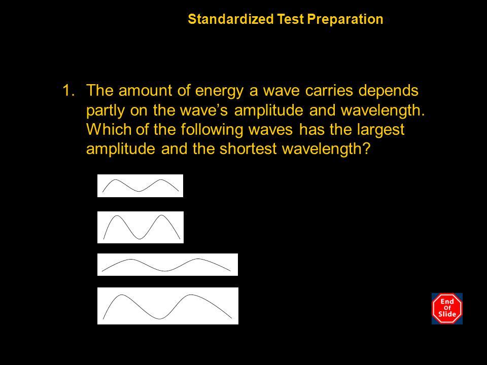 Chapter 10 Standardized Test Preparation.