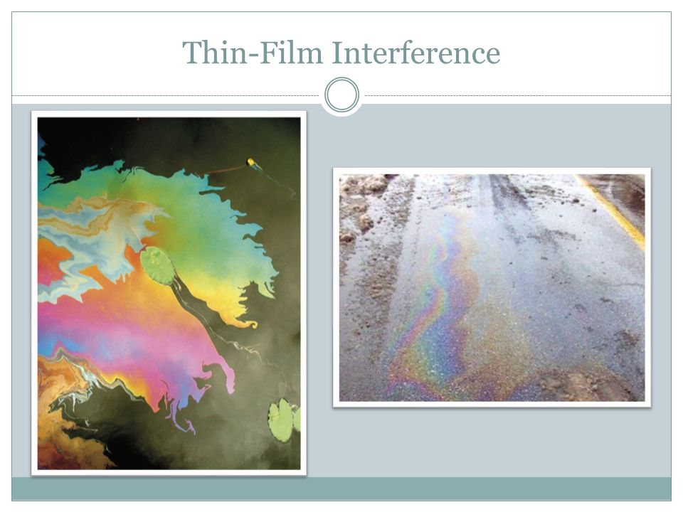 Thin-Film Interference