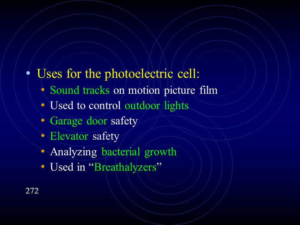 uses for the photoelectric cell jpg quantum physics chapter ppt uses for the photoelectric cell lighting