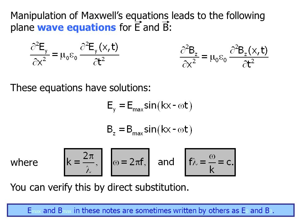 These equations have solutions: