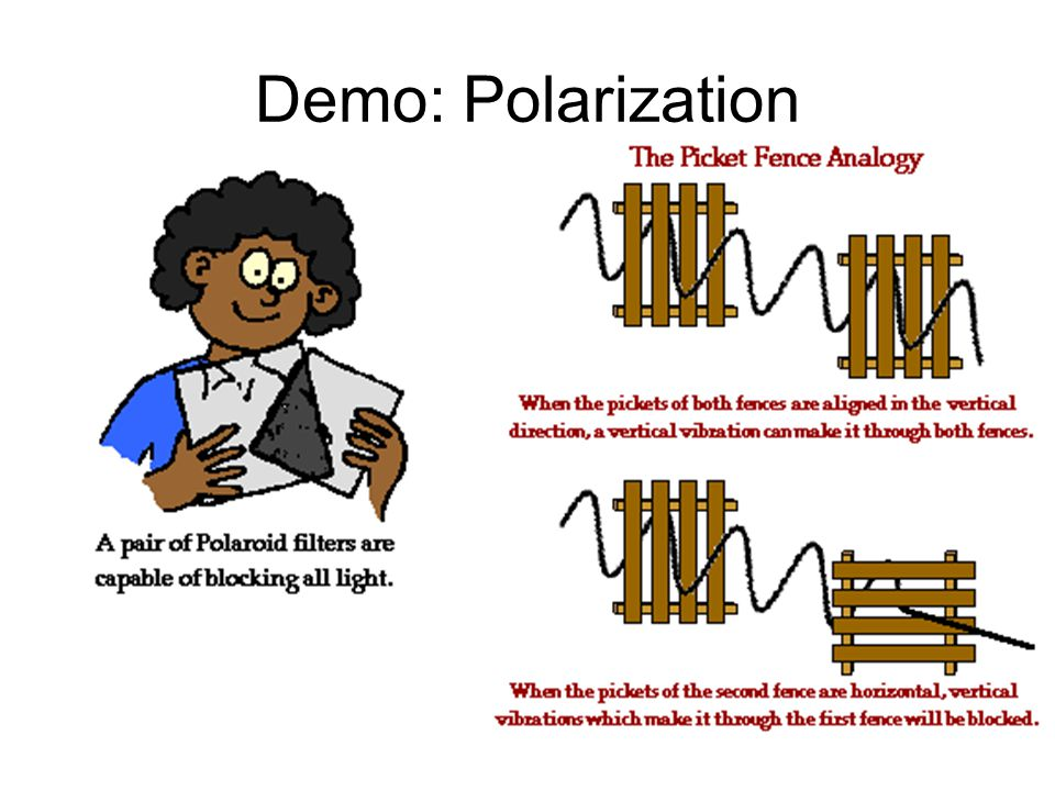 Demo: Polarization