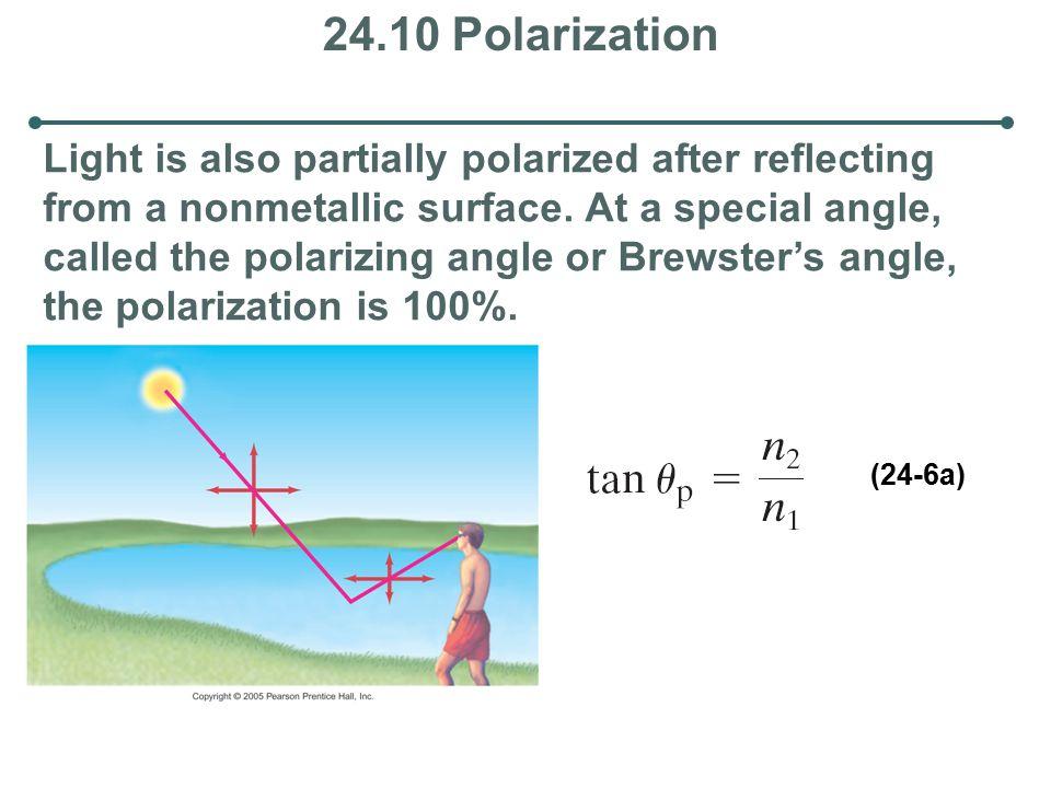 24.10 Polarization