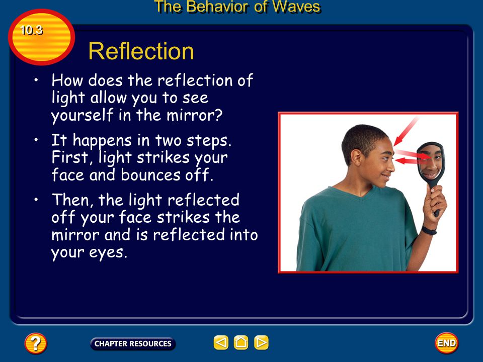 Reflection The Behavior of Waves