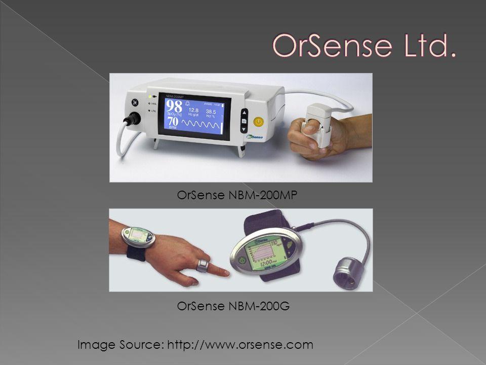 OrSense Ltd. 9 OrSense NBM-200MP OrSense NBM-200G