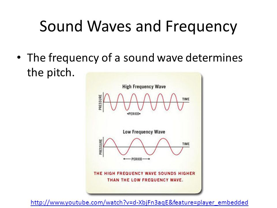 Sound Waves and Frequency