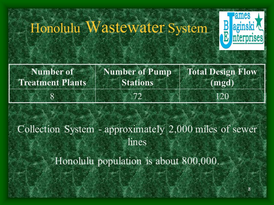 Honolulu Wastewater System