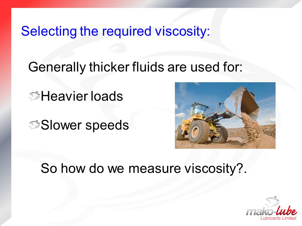 So how do we measure viscosity .