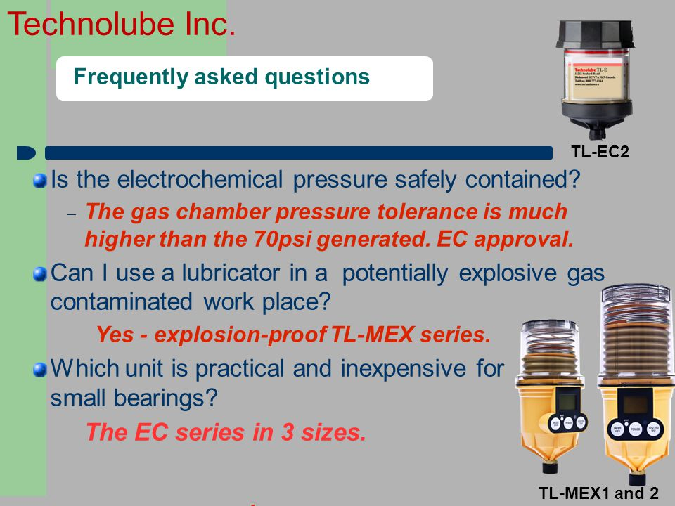 Is the electrochemical pressure safely contained