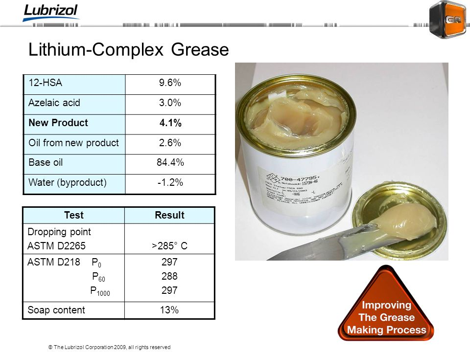 Lithium-Complex Grease
