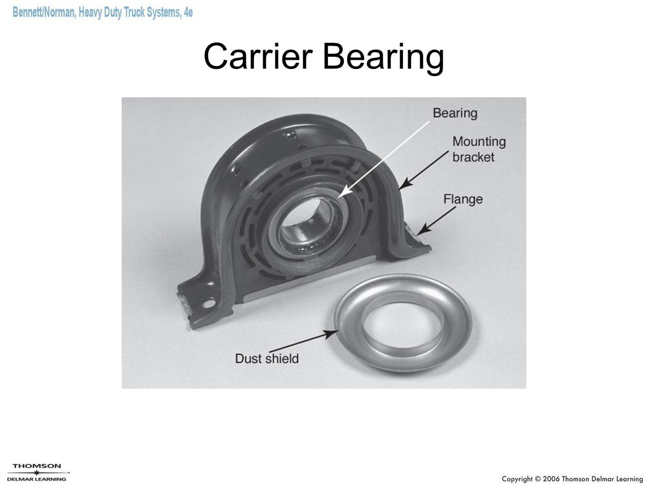 Carrier Bearing
