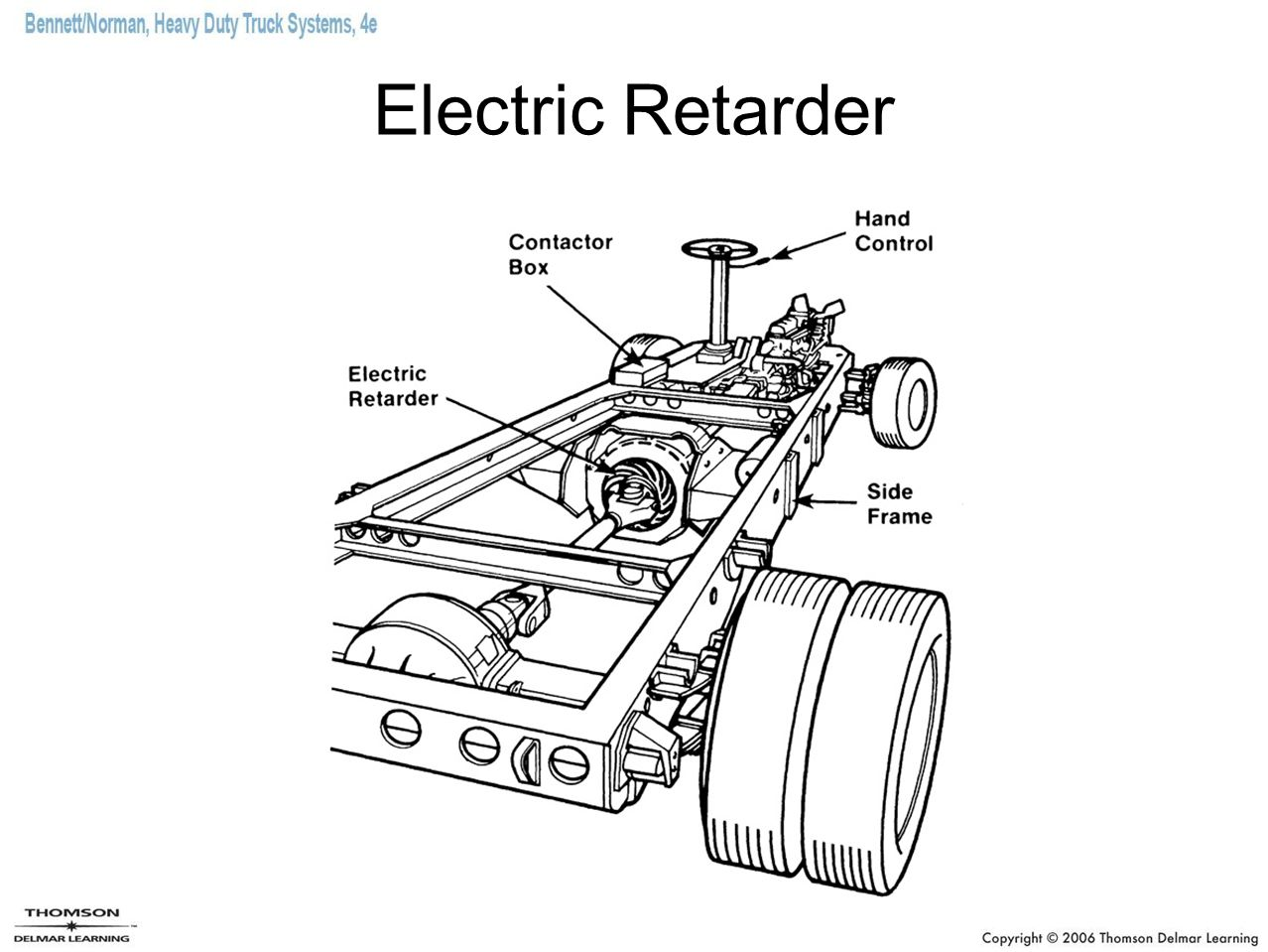 Electric Retarder