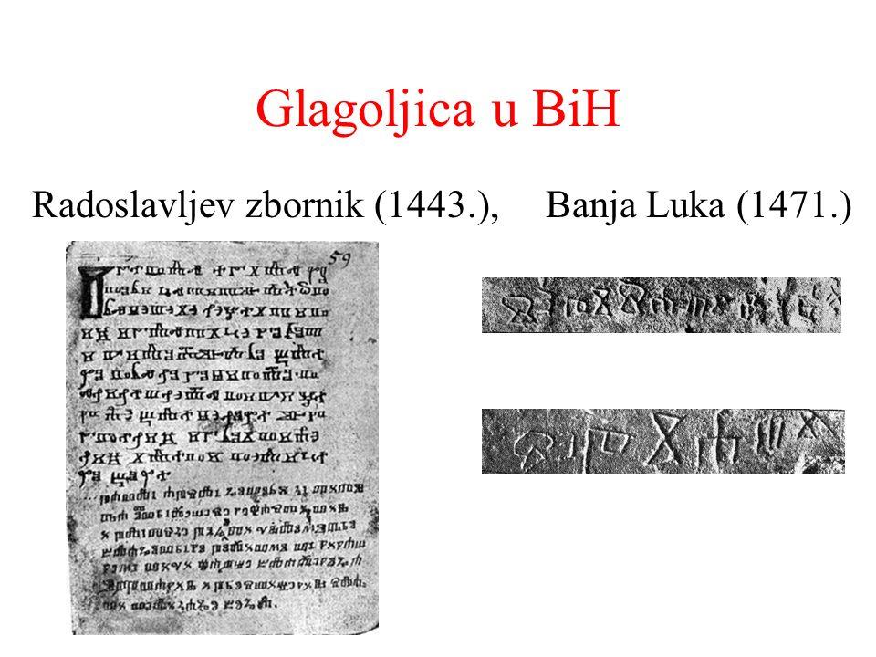 Radoslavljev zbornik (1443.), Banja Luka (1471.)
