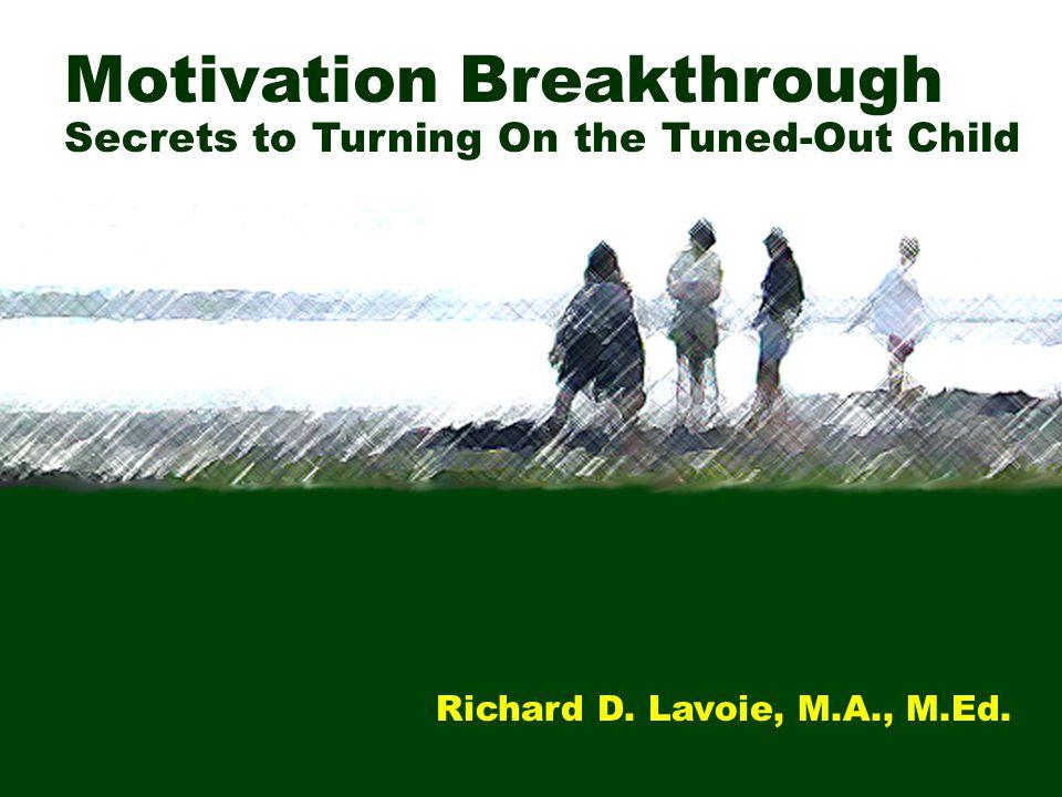 Motivation Breakthrough