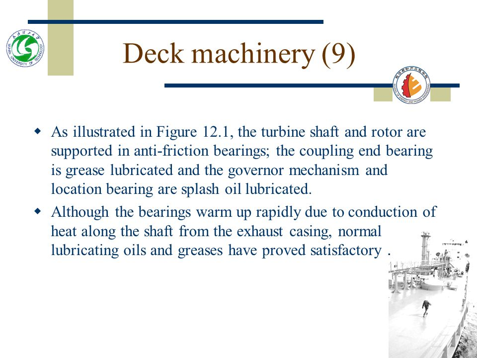 Deck machinery (9)