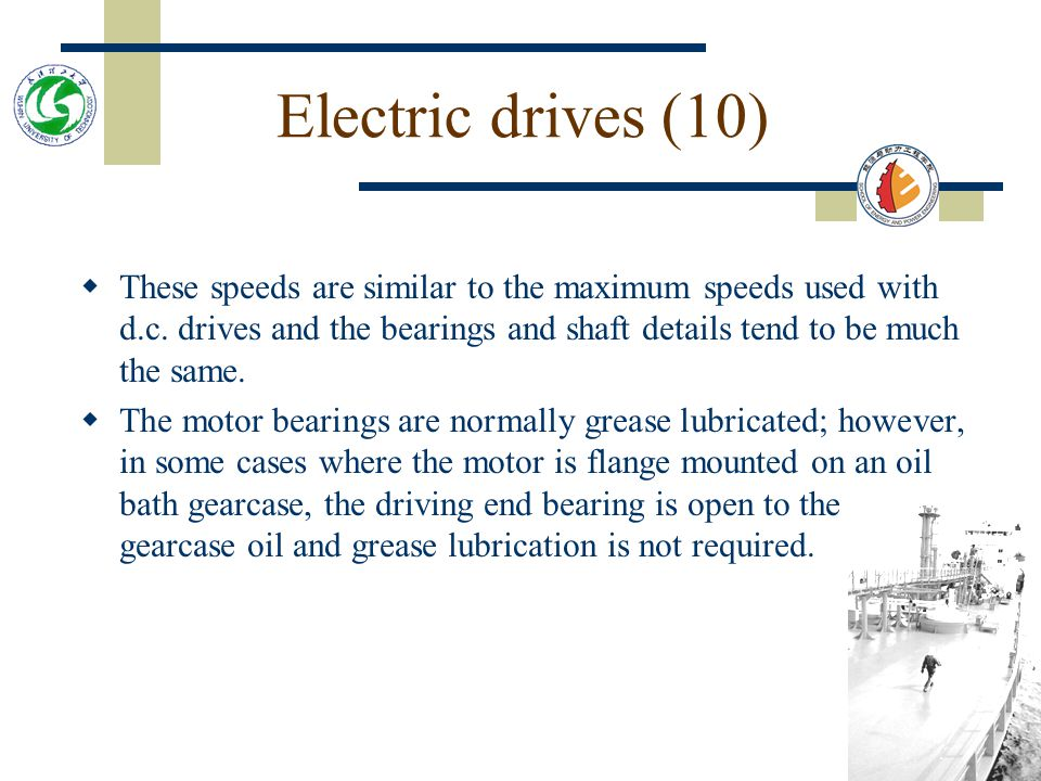 Electric drives (10)