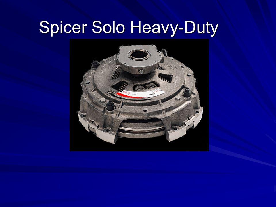 Spicer Solo Heavy-Duty
