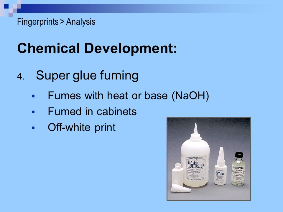 Chemical Development: