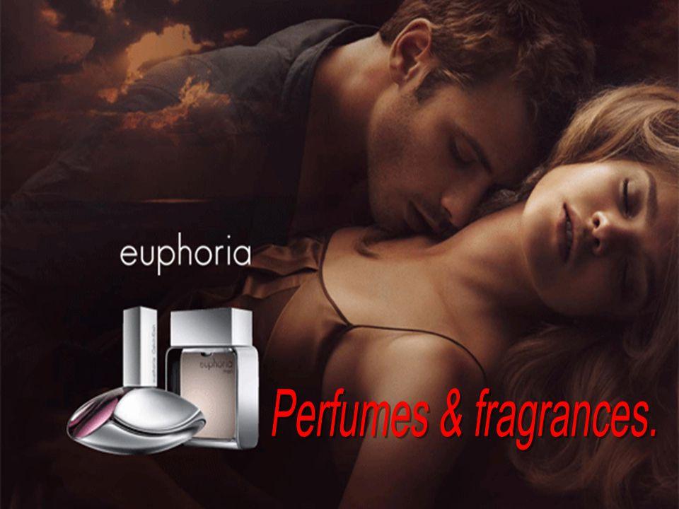 Perfumes & fragrances.