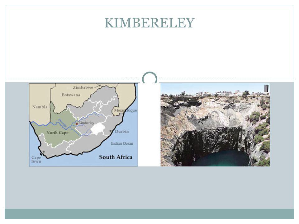 KIMBERELEY
