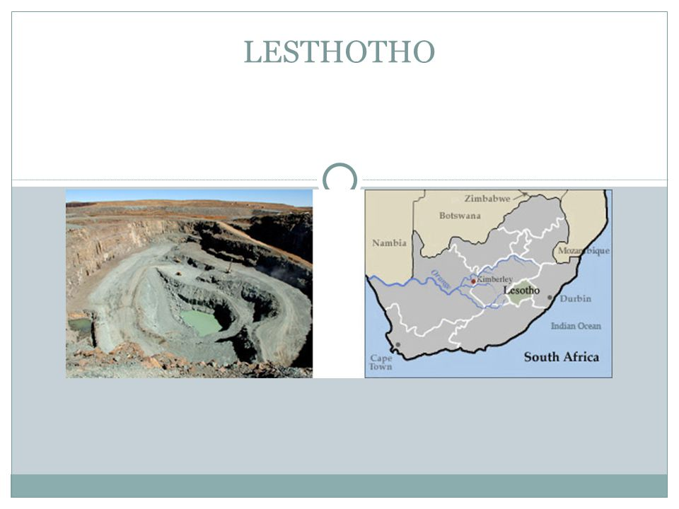 LESTHOTHO