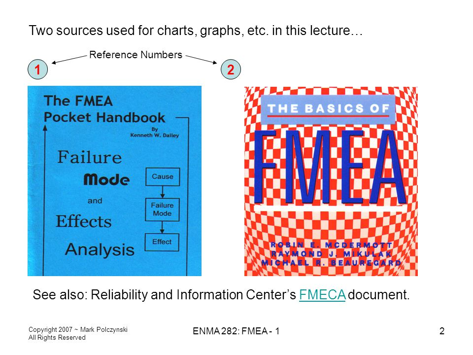Two sources used for charts, graphs, etc. in this lecture…