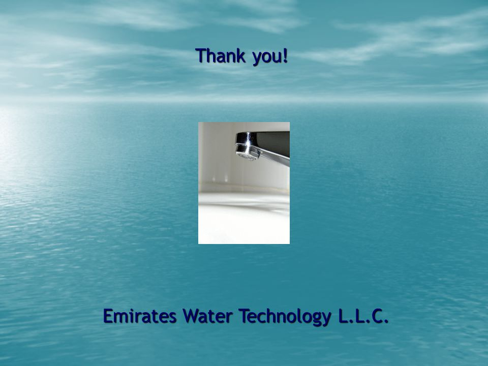 Emirates Water Technology L.L.C.