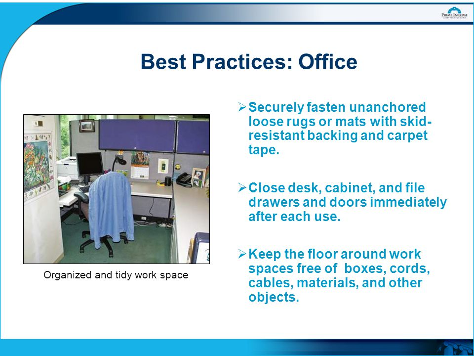 Best Practices: Office