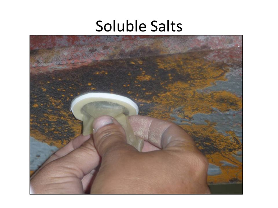 Soluble Salts