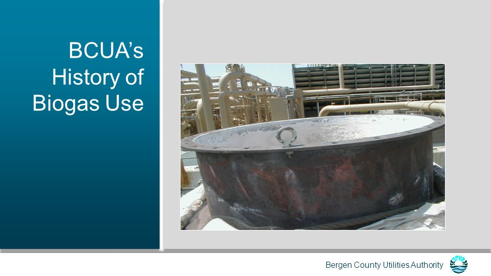 BCUA's History of Biogas Use