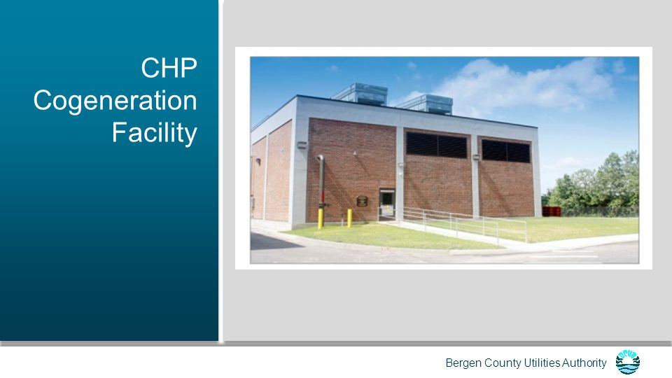 CHP Cogeneration Facility
