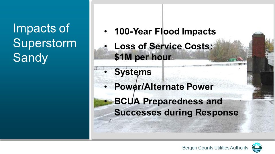 Impacts of Superstorm Sandy