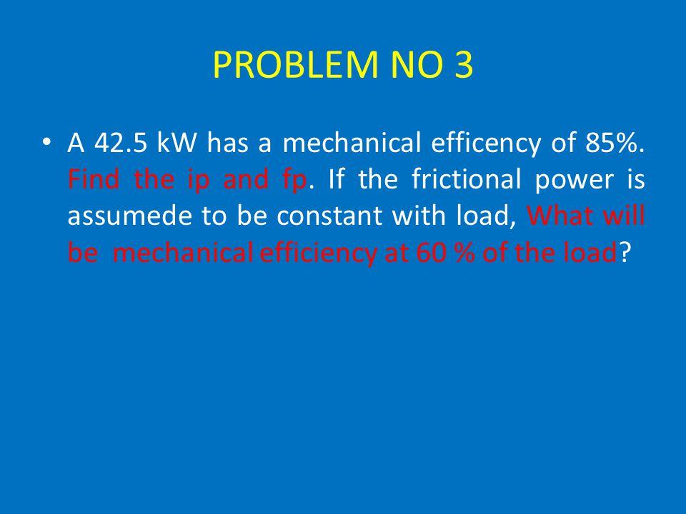PROBLEM NO 3