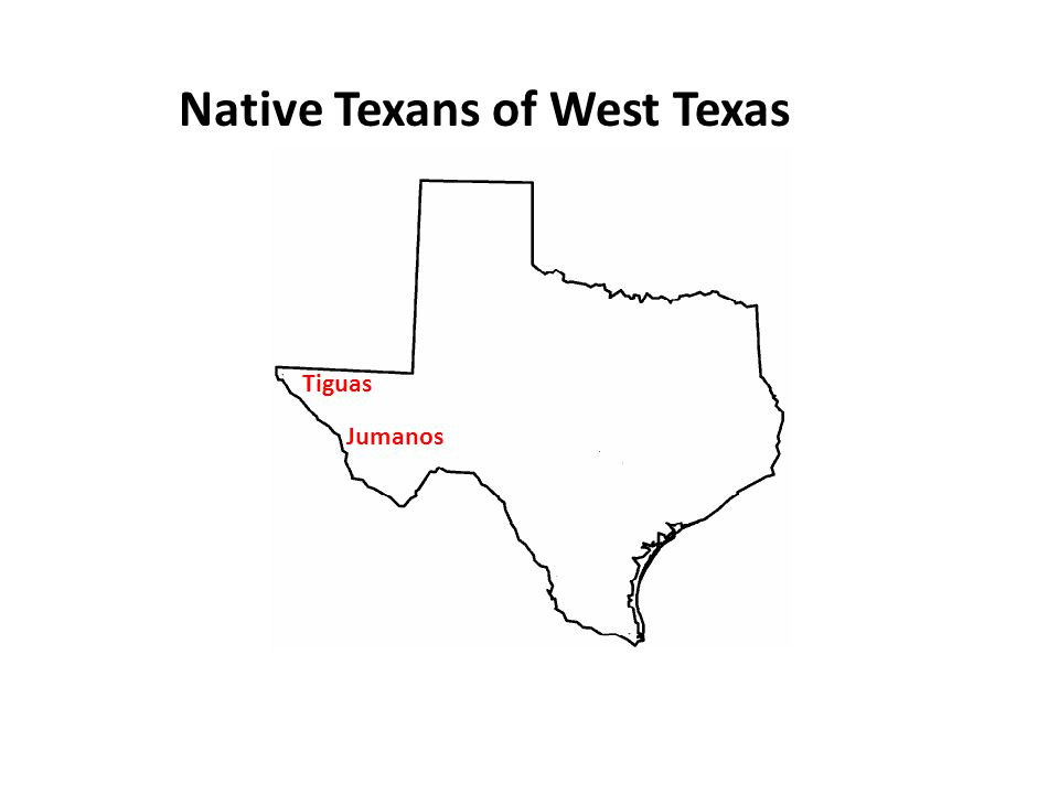 Native Texans of West Texas