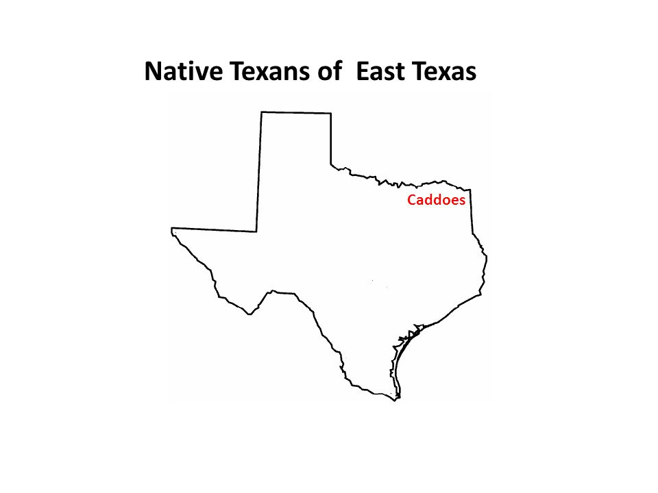 Native Texans of East Texas