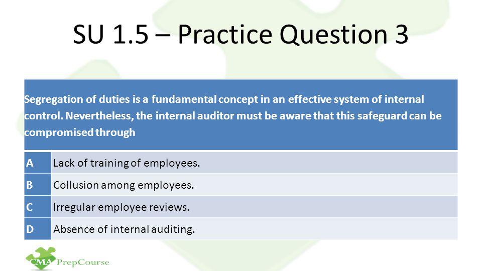 SU 1.5 – Practice Question 3